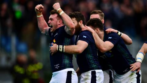 Speed and Skill: Stuart Hogg's got it all!