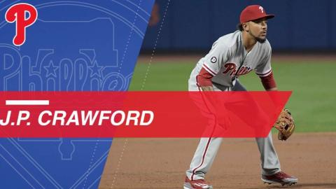 Top Prospects: J.P. Crawford, SS, Phillies