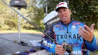 Bass Fishing: How To Properly Fish A Swimming Jig With Scott Martin