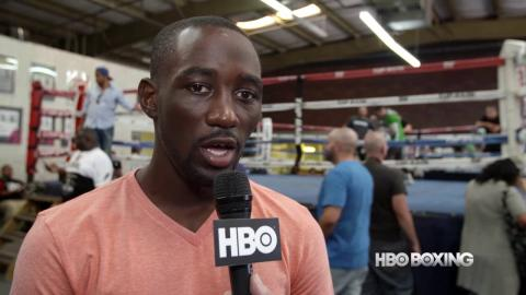 HBO Boxing News: Terence Crawford Interview (HBO)