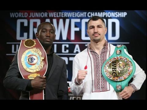 Terence Crawford vs Viktor Postol WBO WBC Unification Fight Breakdown & Thoughts ! Who Will Be #1 ?