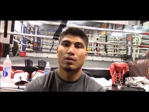 Mikey Garcia Thinks Canelo Alvarez Will Duck Gennady Golovkin !! Also GGG Thinking Of Going To 155