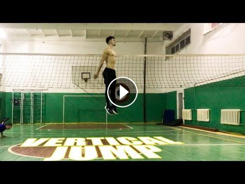 Volleyball Jump and Speed Training 2019 (HD)