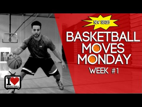 How To: Basketball Crossover Combo | Basketball Moves Monday #1