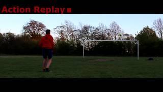 Soccer AM - Crossbar Challenge - Burton Wanderers