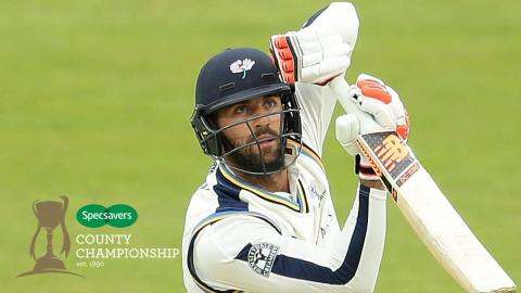 Yorkshire edge closer to memorable Roses victory - Yorkshire v Lancashire Day 3