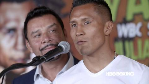 HBO Boxing News: Vargas-Salido Final Press Conference Recap
