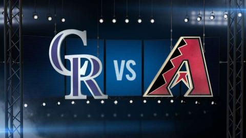 5/1/16: Arenado's glove and bat lead Rockies to win