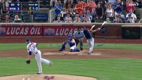 SD@NYM: Syndergaard perfect through six innings