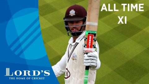 Chanderpaul, Pietersen & Jayawardene - Ben Foakes' All Time XI