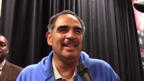 Abel Sanchez Gives His Thoughts On Gennady Golovkin vs David Lemieux After The Fight