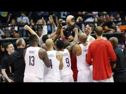Sights and Sounds: The Journey To FIBA AmeriCup 2017 Gold