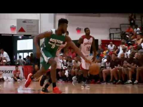 Jaylen Brown's 2016 Summer League Highlights