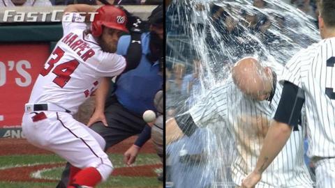 7/27/17 MLB.com FastCast: Nats, Yanks stunners
