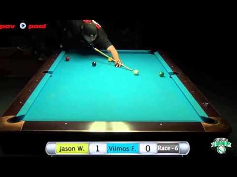 47th Terry Stonier 9 Ball - #16 Jason Williams vs Vilmos Foldes