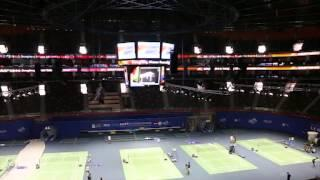 Nigeria To Participate In The 2015 Sudirman Cup Badminton Championship