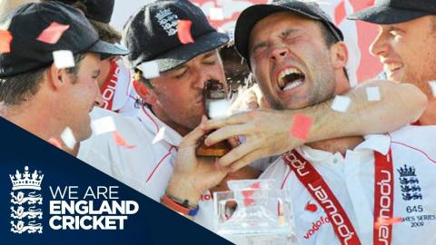 Scores A Hundred And Wins The Ashes: Jonathon Trott's Extraordinary Debut - The Oval 2009