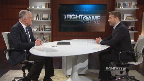 The Fight Game: Interview with Max Kellerman (HBO Boxing)