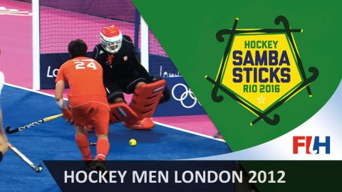 London 2012 - A Throwback to Hockey Men's Best Moments
