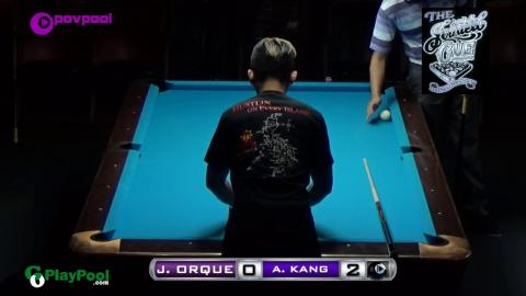#13 • Jaynard ORQUE vs Amar KANG • 48th Terry Stonier 9-Ball