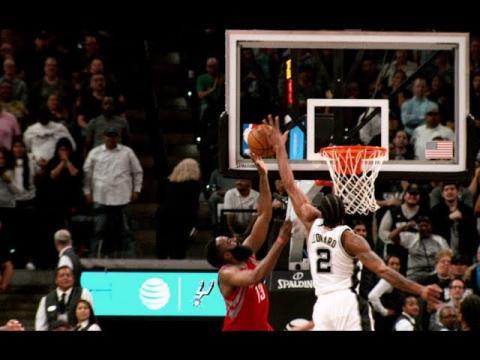 Top 50 Blocks of the 2016-2017 NBA Season
