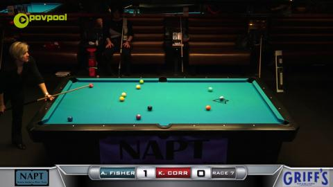 FINAL MATCH! Karen CORR vs Allison FISHER - NAPT Desert Challenge