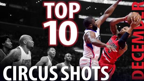 Top 10 Circus Shots Of December 2016