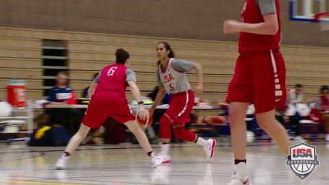 2017 USA Women's National Team Training Camp Sights & Sounds