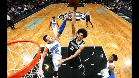 Serge Ibaka, Elfrid Payton, and the Best Plays From New Year's Day | January 1, 2018