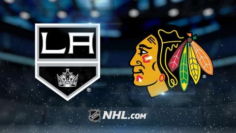 Quick's 24 saves lift Kings to 3-1 win against Hawks