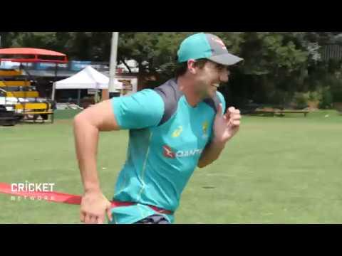 Aussie quicks fire up ahead of SA Tests
