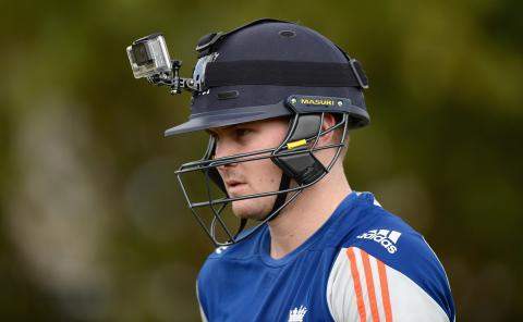 Jason Roy in South Africa: GoPro in the nets