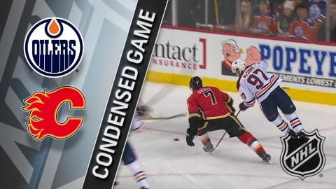 12/02/17 Condensed Game: Oilers @ Flames