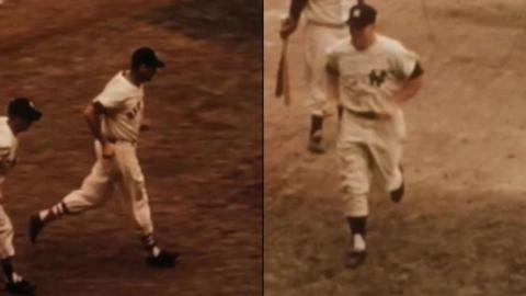 ASG 1956: Williams, Mantle hit back-to-back homers