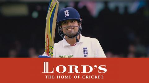 Alastair Cook's Century | Lord's Highlights 2015