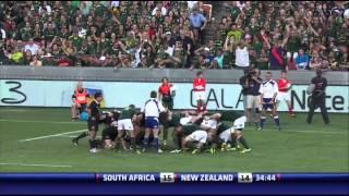 2013 Rugby Championship // South Africa Vs New Zealand Test 2