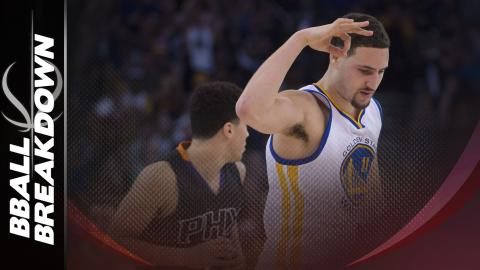 How Steph Curry and Klay Thompson Destroyed The Suns In The 3rd