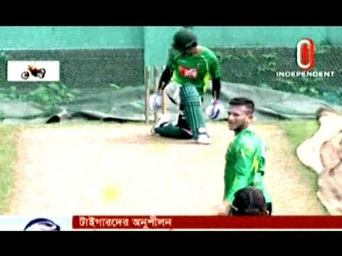 Bangladesh Not Worry About England Bowling,Practicing On Net & Sabbir Talking About England Series