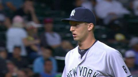 NYY@CWS: Shreve comes in, gets strikeout