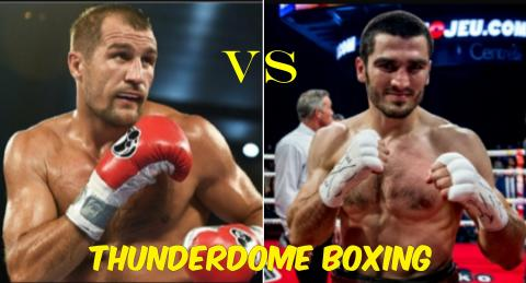 Sergey Kovalev Challenges Artur Beterbiev & Artur Accepts !! 50-50 Fight On HBO In Nov. ? Russia ?