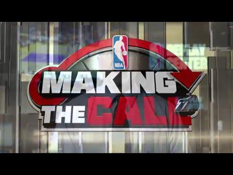 NBA: Making The Call
