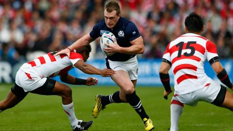 Hogg: One of the best players in the World right now?