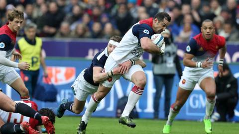 First half highlights: France v Scotland   RBS 6 Nations