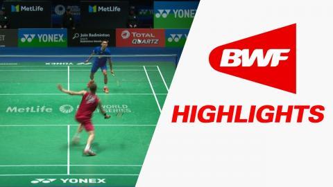 Yonex All England Open 2017 | Badminton QF – Highlights