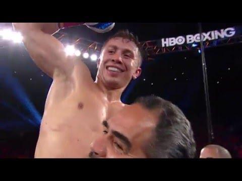 Gennady Golovkin vs. Dominic Wade: HBO World Championship Boxing Highlights