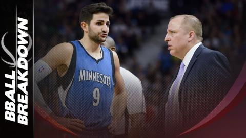 The Timberwolves' Ricky Rubio Problem
