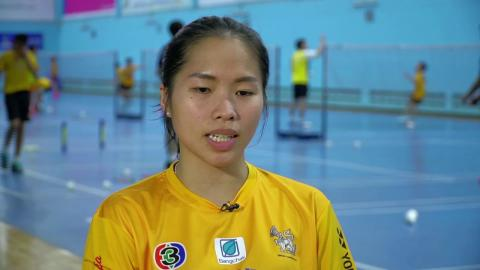 Badminton Unlimited | Ratchanok Intanon –Women's Single (Thailand)