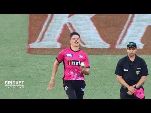 Aussie T20 squad sizzle reel: Ben Dwarshuis