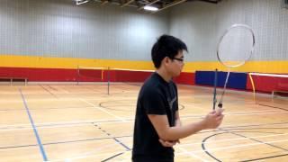 Badminton Anime Episode 1