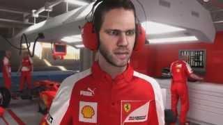 Formula 1 2013 : Início Da Carreira Totalmente Em Português #00